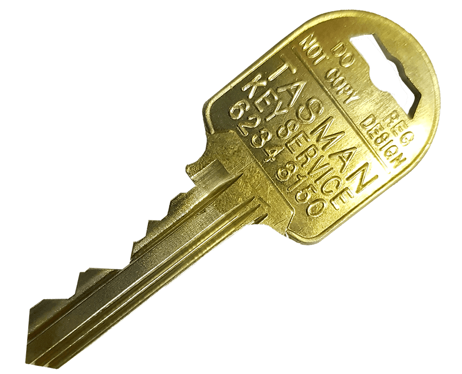 Tasman Key Service provide a Restricted Key System